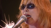Debbie Harry performs \%27One Way or Another\%27, Fashion Rocks, Grimaldi Forum, Monaco; 17 October 2005